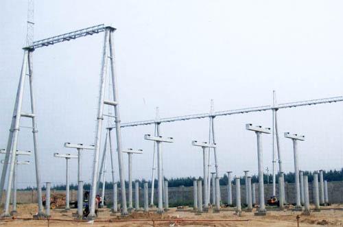 风力发电塔架系列